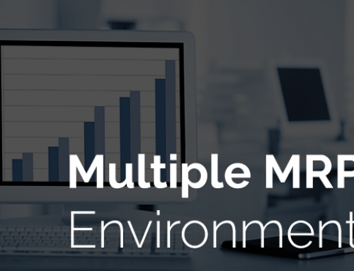 Using a Warehouse Management System to Tame a Multiple MRP Environment